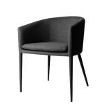 [퍼니매스] Round Arm Chair (라운드 암 체어)