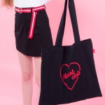 Heart eco bag (2colors)