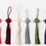 전통 매듭 노리개 (2개)