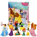 Disney Princess Great Adventures My Busy Book  피규어북