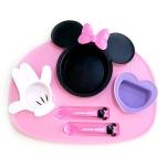 디즈니 미키미니 마우스 식판 6p세트