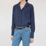 Daily autumn blouse