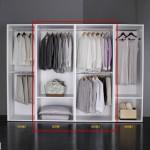 [로쏘] 아드레800 맞춤형 드레스룸 시스템장