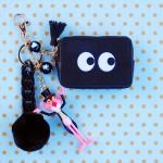 토이 키링-동전지갑(블랙아이)