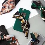 스카프 매트 케이스 iPhone 7,7+,6,6+