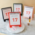 2017 Rollco Mini Calendar