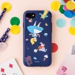 [Disney] Alice_Bumper Case-iphone 7