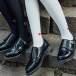 Heart knee Socks (2colors)