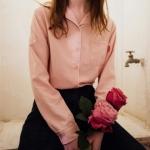 Heart Piping Shirt (3colors)