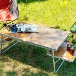 카즈미 로우 2폴딩 테이블