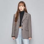 standard herringbone jacket (2 colors)_(472378)