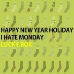 [10x10 ONLY] I HATE MONDAY LUCKY BOX