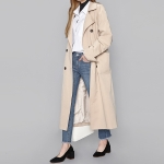 soft out pocket trench coat (3 colors)_(490105)