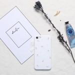 막대사탕 그래픽 유광무광 핸드폰케이스