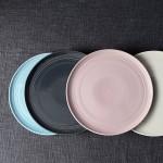 [로얄애덜리]라이닝 10인치 접시(5color)_(1102281)