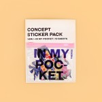 CONCEPT STICKER PACK_VER.1
