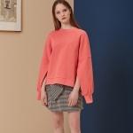 [STELLA7] Open Sleeve Sweatshirt(Pink)_(515186)