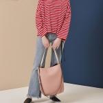 [STELLA7] Color Mixed Shoulder Bag(Pink)_(515195)