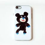 [duboo] Dancing Bear Bumper Case