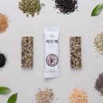 6가지 씨앗으로 만든 인테이크 씨드바 10개세트+쇼핑백증정