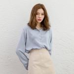 [마이블린] 글로스 카라 셔츠 (4color)_(478606)