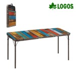 [로고스] 글랜베이직 3FD 슬림 캠핑 테이블