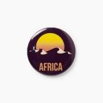 꽃보다시리즈 아프리카 자석 메모패드