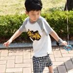 [WB정품]배트맨 래글런티셔츠