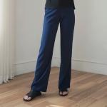 SS Wide Leg Pants - Navy