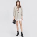 classic fit 2 button line jacket (2 colors)_(588064)
