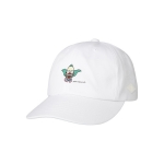 [SS16 Simpsons] Hi Krusty 6P Ball Cap(WHITE)_(536222)