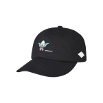 [SS16 Simpsons] Hi Krusty 6P Ball Cap(BLACK)_(536223)