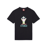 [SS16 Simpsons] Hi Krusty S/S Tee(BLACK)_(536255)