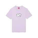 [SS16 Simpsons] Blinking Eyes S/S Tee(PURPLE)_(536263)