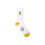 [SS16 Simpsons] Bart  Pointed Socks(WHITE)_(536288)