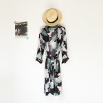 [단독] Kimono Fringe Robe