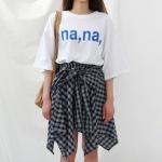 Cheak bind skirt