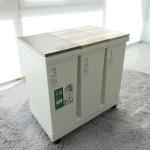 일본산 키친더스트 분리수거함세트