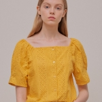Freesia Blouse_Yellow