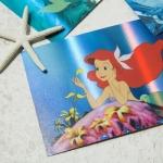 [디즈니] 인어공주 홀로그램 엽서