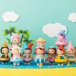 Pucky-pool babies (푸키-풀 베이비 시리즈)_박스