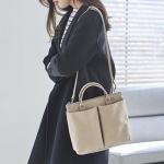 SMALL POCKET BAG _ ASH