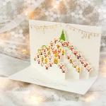 디원 크리스마스 산타파티입체카드(YX07)