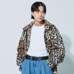leopard dumble zipup jacket - UNISEX_(1081736)