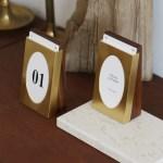 calendar _ on the table (beige)