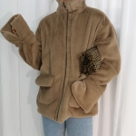charming fur jacket