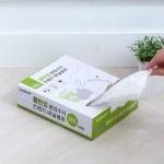 클린업 분리수거 쓰레기 비닐봉투_50L(50매)