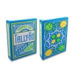 썸머팬탈리호덱_Summer Fan Tally-ho deck