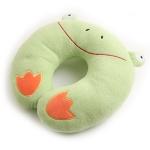 인트래블 극세사 목베개 개구리 NO.0006