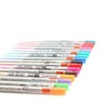 유니볼 스타일핏 젤잉크 멀티펜 잉크 카트리지-0.28mm(16컬러)